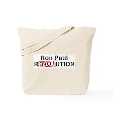 Cute Ron paul president Tote Bag