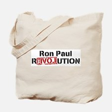 Unique Ron paul 2012 Tote Bag