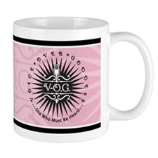VOICE-OVER GODDESS COFFEE MUG