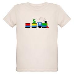 5th Birthday Train T-Shirt