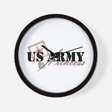 logo/Princess Wall Clock