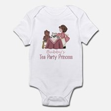 Bubby's Tea Party Princess Infant Bodysuit
