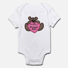 Bubby's Snuggle Bear Infant Bodysuit