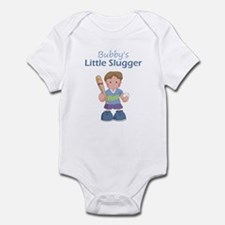 Bubby's Little Slugger Infant Bodysuit