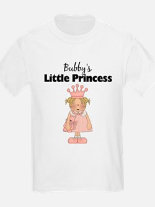 Bubby's Little Princess T-Shirt