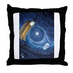 Descension Throw Pillow