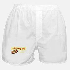 Cool Hot dog Boxer Shorts