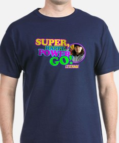 Super Happy Power Go T-Shirt