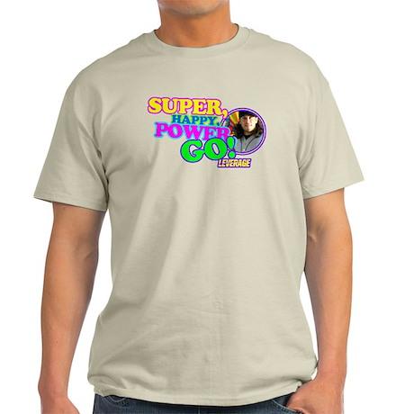 Super Happy Power Go Light T-Shirt