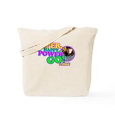 Super Happy Power Go Tote Bag