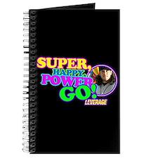 Super Happy Power Go Journal