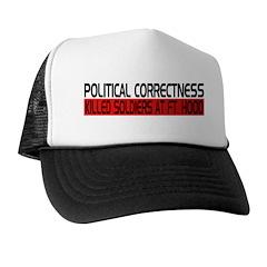 Political Correctness Kills Trucker Hat