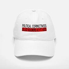 Political Correctness Kills Baseball Baseball Cap