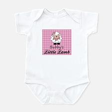 Bubby's Little Lamb (Girl) Onesie