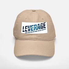 Leverage Baseball Baseball Cap