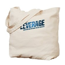 Leverage Tote Bag