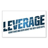 Leverage Stickers