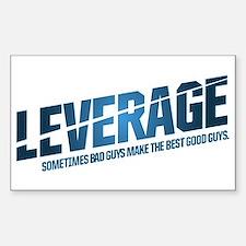 Leverage Sticker (Rectangle)