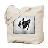 Boston terrier Bags & Totes