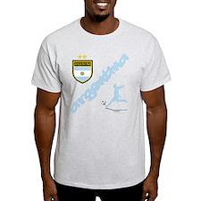 Argentina world cup soccer T-Shirt