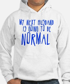 My Next Husband is Going to b Hoodie