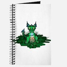 Cool Green dragons Journal