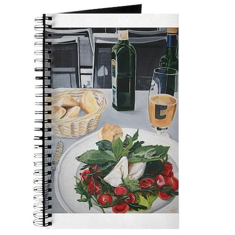 Caprese Lunch Journal