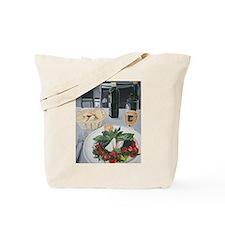 Caprese Lunch Tote Bag