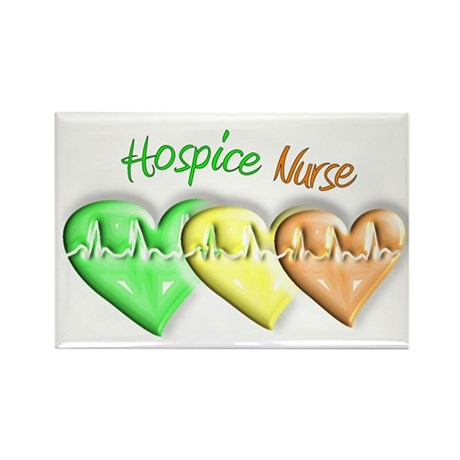 Hospice II Rectangle Magnet