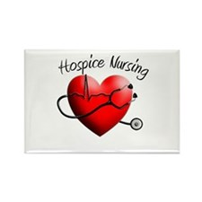 Hospice II Rectangle Magnet (100 pack)