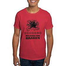 Kraken Cheat Code T-Shirt (9 colors)