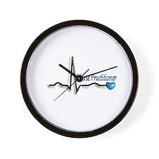 nurse practitioner Wall Clock