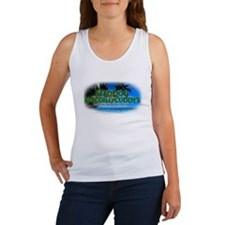 Funny St barts beaches Women's Tank Top