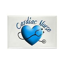 cardiac nurse Rectangle Magnet (100 pack)