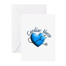 cardiac nurse Greeting Cards (Pk of 10)