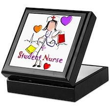 Student Nurse X Keepsake Box