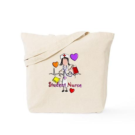 Student Nurse X Tote Bag
