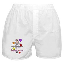 Student Nurse X Boxer Shorts