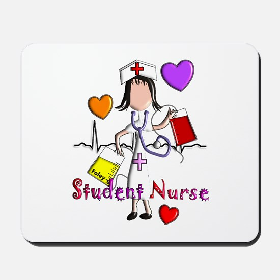 Student Nurse X Mousepad