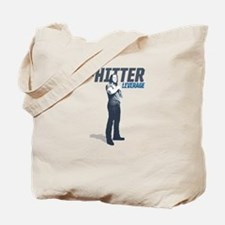 Leverage Hitter Tote Bag
