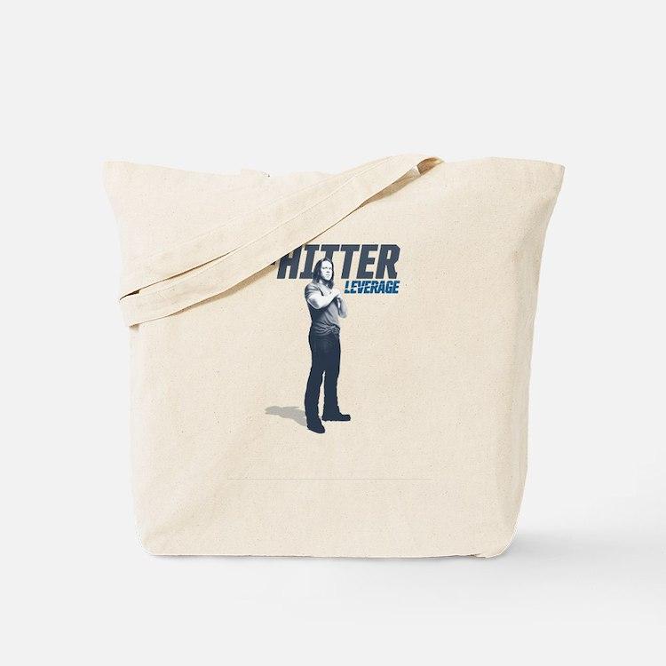 Leverage Hitter Tote Bag
