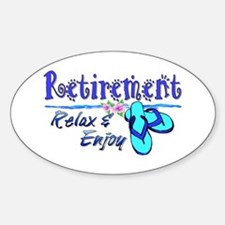 Relax & Enjoy Decal