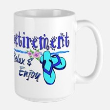 Relax & Enjoy Coffee Mug