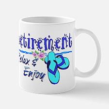 Relax & Enjoy Small Small Mug