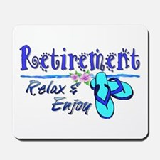 Relax & Enjoy Mousepad