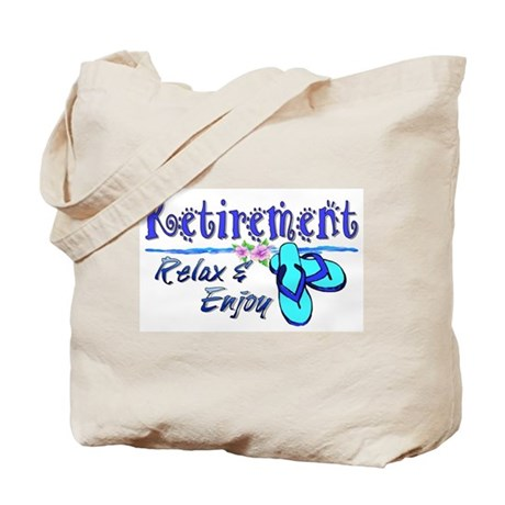 Relax & Enjoy Tote Bag
