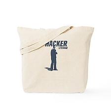 Leverage Hacker Tote Bag