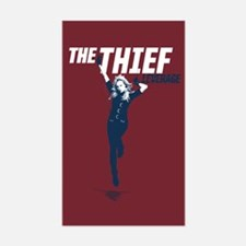 Leverage Thief Decal