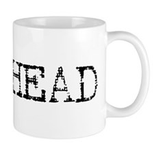 SH*THEAD (Type) Coffee Mug