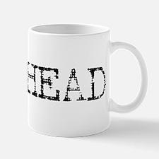 SH*THEAD (Type) Mug